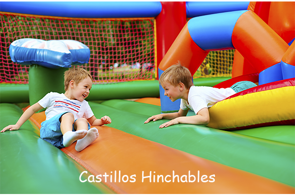 CastillosHinchables